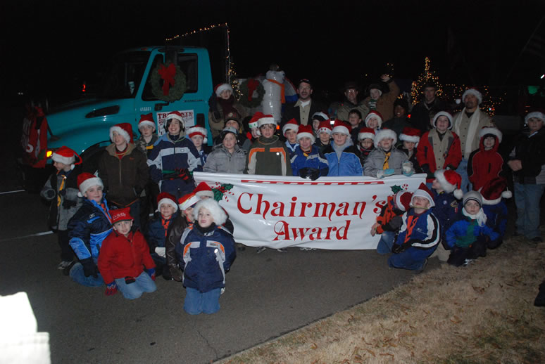 Collierville Christmas Parade